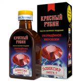 Эликсир Красный Рубин Компас здоровья 200 мл