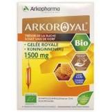 БАД АРКОРУАЯЛЬ ЖЕЛЕ РУАЯЛЬ (маточное молочко) 1500 мг ARKOPHARMA 20 шт
