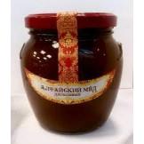 Мед алтайский Дягиль Медовый Край 750 гр