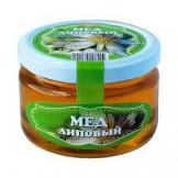 Мед алтайский Липовый Медовый Край 250 гр