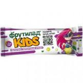 Батончик фруктовый с черникой для детского питания Фрутилад KIDS Фруктовая энергия 25 гр