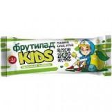 Батончик фруктовый яблочный для детского питания Фрутилад KIDS Фруктовая энергия 25 гр