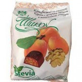 Конфеты курага с грецким орехом Шикон 210 гр