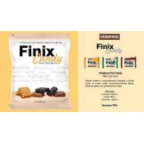 Конфеты фруктовые микс три вкуса Finix Candy Фрктовая Энергия 200 гр