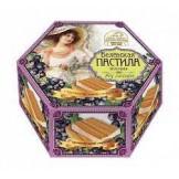 Пастила Белевская с черной смородиной без сахара Старые традиции коробка-кристалл 150 гр