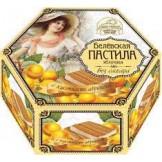 Пастила Белевская с абрикосом без сахара Старые традиции коробка-кристалл 150 гр